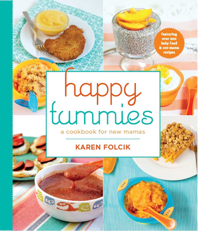 Happy Tummies Cookbook
